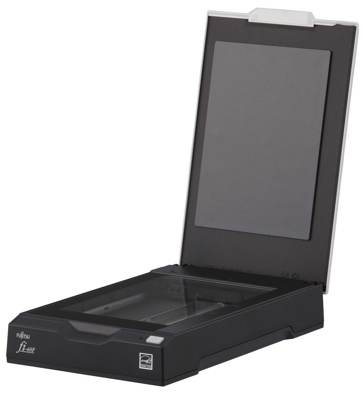 Fujitsu fi-65F Flatbed Scanner - Refurbished - 600 dpi Optical
