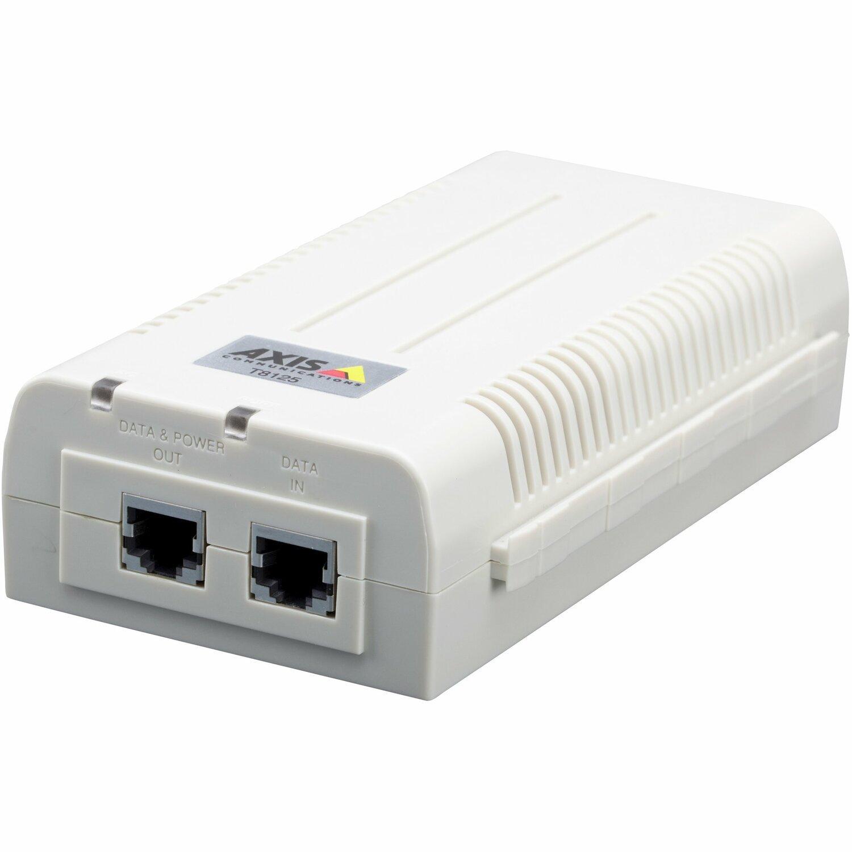 AXIS T8125 AC 24 V Midspan 60 W 1-port