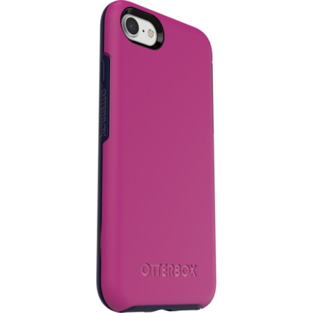 OtterBox Symmetry Case for Apple iPhone 7, iPhone 8 Smartphone - Mix Berry Jam