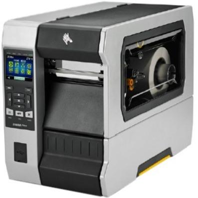 Zebra ZT610 Industrial Direct Thermal/Thermal Transfer Printer - Monochrome - Label Print - Ethernet - USB - Serial - Bluetooth