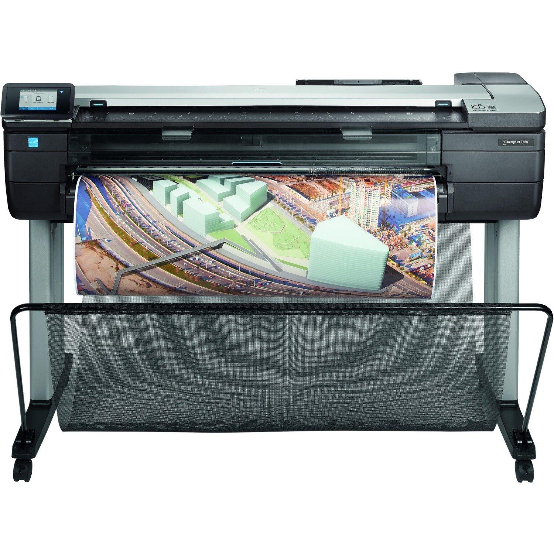 "HP Designjet T830 Inkjet Large Format Printer - 914.40 mm (36"") Print Width - Colour"