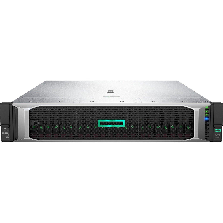 HPE ProLiant DL380 G10 2U Rack Server - 1 x Intel Xeon Gold 5218R 2.10 GHz - 32 GB RAM - Serial ATA/600 Controller