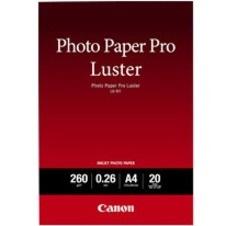 Canon LU-101 Inkjet Photo Paper - Black, White