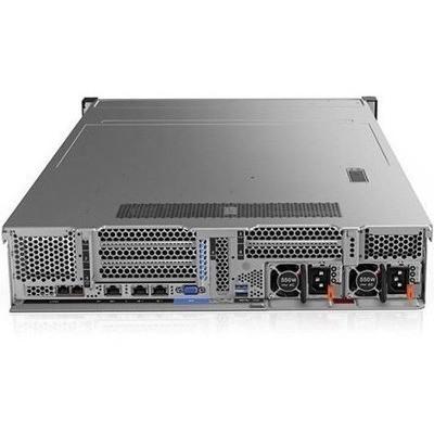 Lenovo ThinkSystem SR550 7X04A02JAU 2U Rack Server - 1 x Intel Xeon Silver 4110 2.10 GHz - 16 GB RAM - Serial ATA/600 Controller