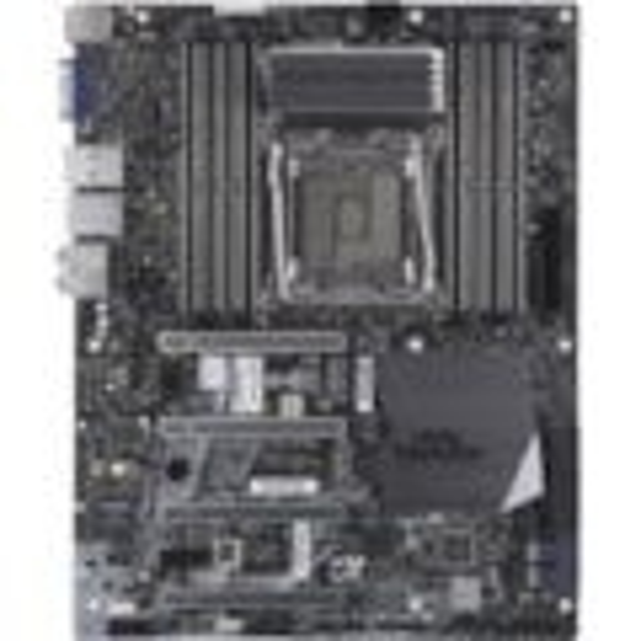 Supermicro C9X299-PGF Desktop Motherboard - Intel Chipset - Socket R4 LGA-2066 - Intel Optane Memory Ready - ATX
