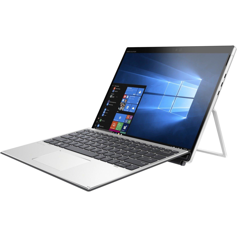 "HP Elite x2 G4 31.2 cm (12.3"") Touchscreen 2 in 1 Notebook - 1920 x 1280 - Intel Core i5 (8th Gen) i5-8265U Quad-core (4 Core) 1.60 GHz - 8 GB RAM - 128 GB SSD"