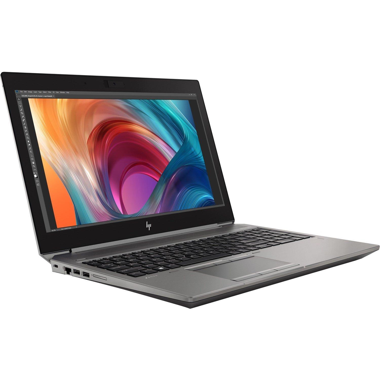 "HP ZBook 15 G6 LTE Advanced, HSPA+, DC-HSPA+, UMTS 39.6 cm (15.6"") Mobile Workstation - Full HD - 1920 x 1080 - Intel Xeon (9th Gen) E-2286M Octa-core (8 Core) 2.40 GHz - 16 GB RAM - 1 TB HDD - 512 GB SSD"