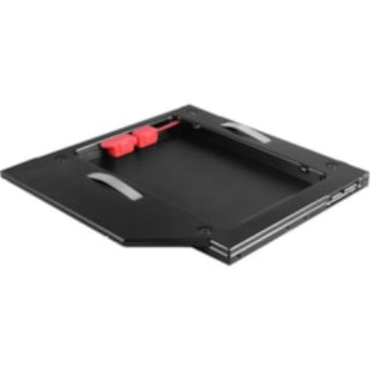 Vantec MRK-HC95A-BK Drive Bay Adapter - Serial ATA/600 Host Interface Internal - Black