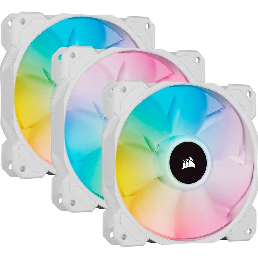Corsair iCUE SP RGB ELITE Cooling Fan - 3 Pack