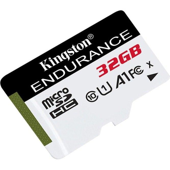 Kingston High Endurance 32 GB Class 10/UHS-I (U1) microSDHC - 1 Pack