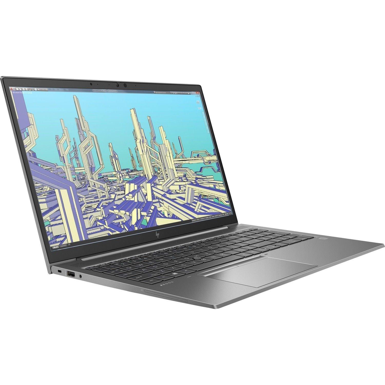 "HP ZBook Firefly G8 35.6 cm (14"") Mobile Workstation - Full HD - 1920 x 1080 - Intel Core i7 11th Gen i7-1165G7 Quad-core (4 Core) 2.80 GHz - 16 GB RAM - 512 GB SSD"