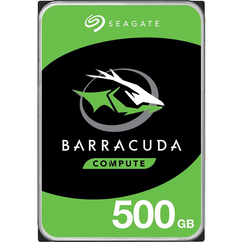 "Seagate BarraCuda ST500LM030 500 GB Hard Drive - 2.5"" Internal - SATA (SATA/600)"