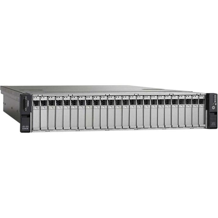 Cisco C240 M3 2U Rack Server - 2 x Intel Xeon E5-2680 v2 2.80 GHz - 32 GB RAM