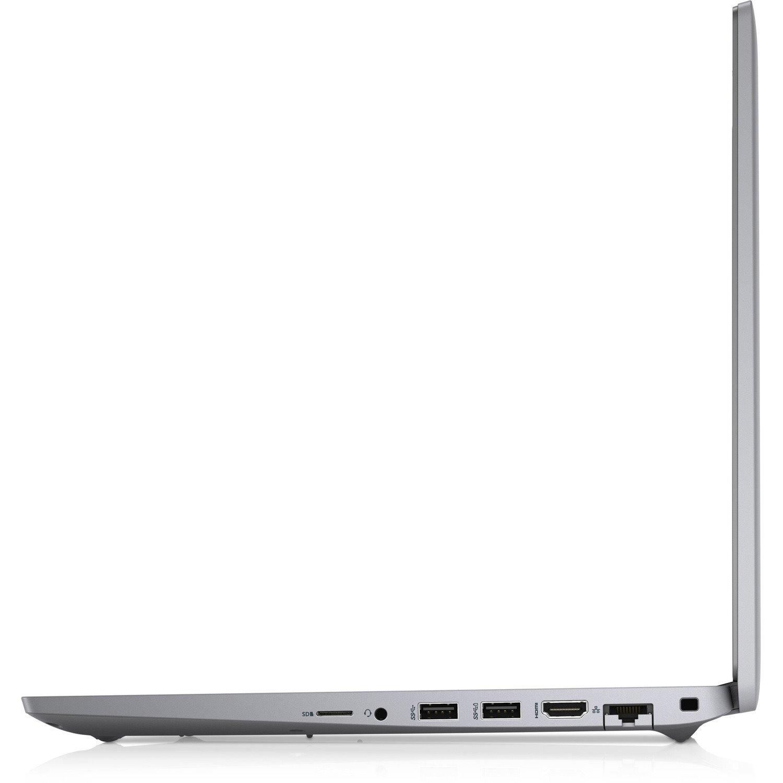"""Dell Latitude 5000 5520 39.6 cm (15.6"""") Notebook - Full HD - 1920 x 1080 - Intel Core i7 (11th Gen) i7-1185G7 Quad-core (4 Core) 3 GHz - 16 GB RAM - 512 GB SSD - Titan Gray"""
