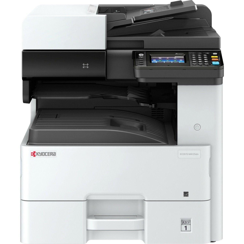 Kyocera Ecosys M4125idn Laser Multifunction Printer - Monochrome