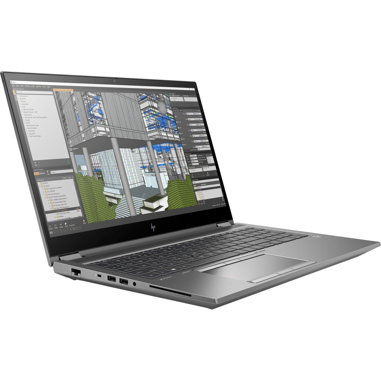 "HP ZBook Firefly 15 G7 39.6 cm (15.6"") Mobile Workstation - Full HD - 1920 x 1080 - Intel Core i7 10th Gen i7-10510U Quad-core (4 Core) 1.80 GHz - 16 GB RAM - 512 GB SSD"