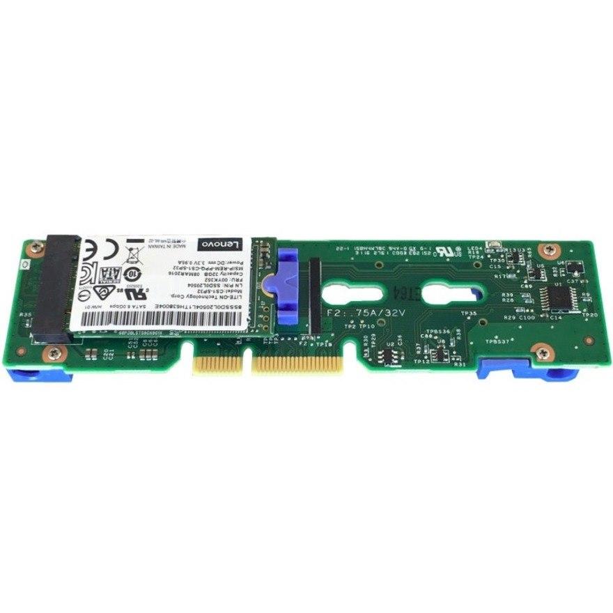 Lenovo 32 GB Solid State Drive - M.2 Internal - SATA (SATA/600)