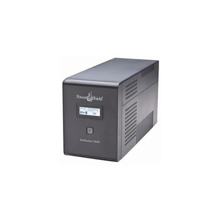 Power Shield Defender PSD1200 Line-interactive UPS - 1.20 kVA/720 W