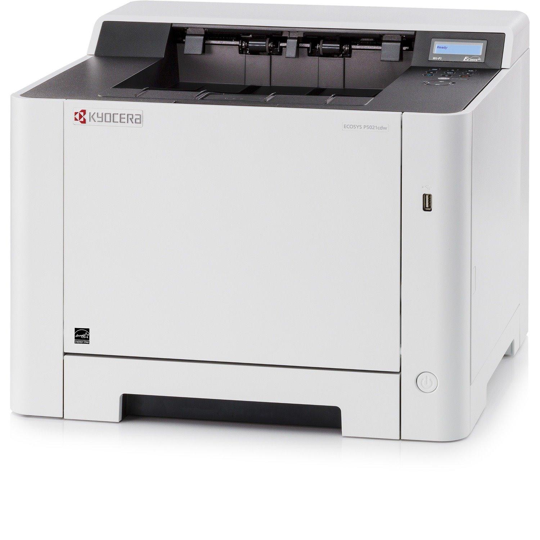Kyocera Ecosys P5021cdw Desktop Laser Printer - Colour