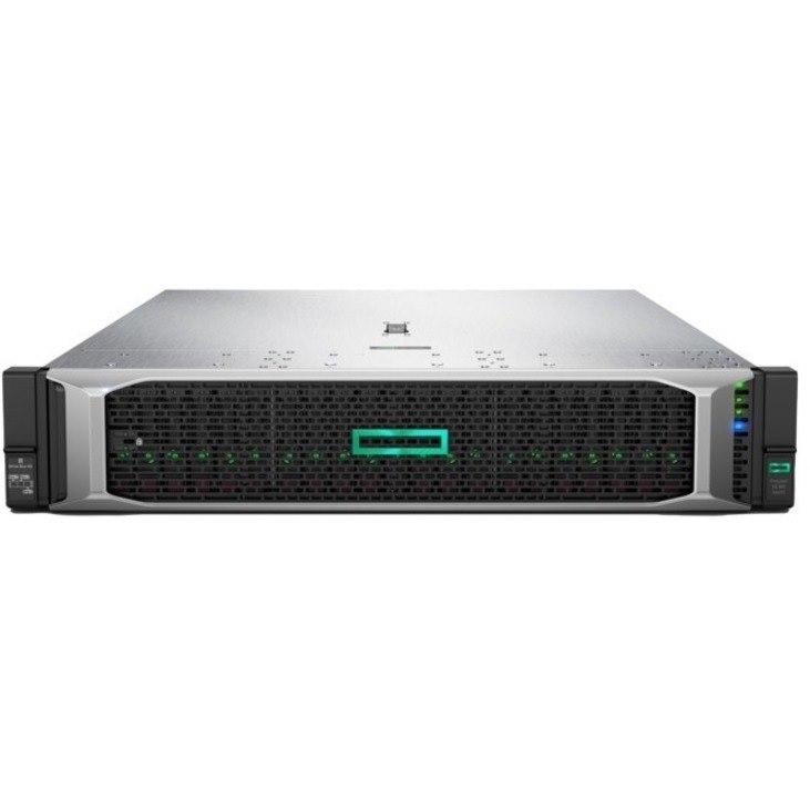 HPE ProLiant DL380 G10 2U Rack Server - 1 x Intel Xeon Gold 5222 3.80 GHz - 32 GB RAM - Serial ATA/600 Controller