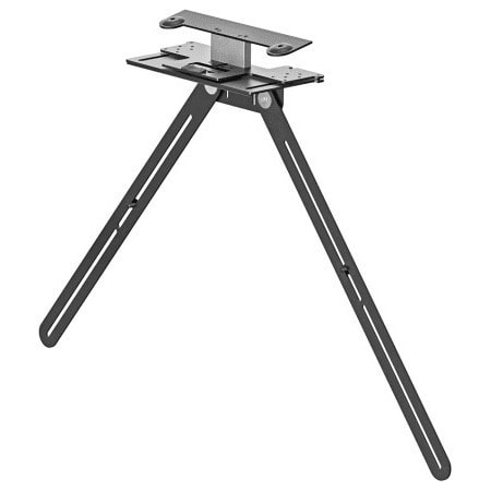 Logitech Mounting Bar for TV Mount, Video Conferencing System, Surveillance Camera - Grey