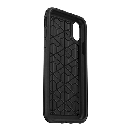 OtterBox Symmetry Case for Apple iPhone X, iPhone XS Smartphone - Black