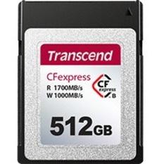 Transcend 820 512 GB CFexpress Card Type B