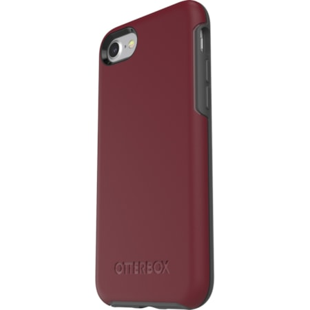 OtterBox Symmetry Case for Apple iPhone 7, iPhone 8 Smartphone - Fine Port