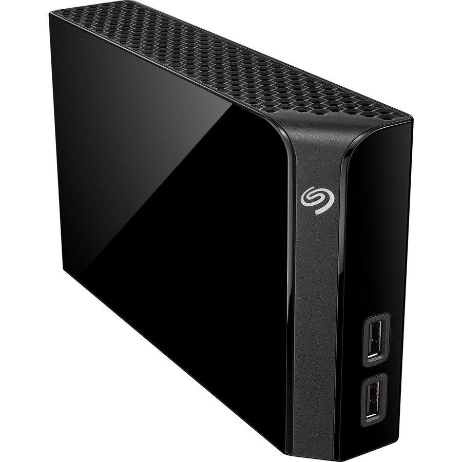 Seagate Backup Plus Hub STEL6000300 6 TB Desktop Hard Drive - External
