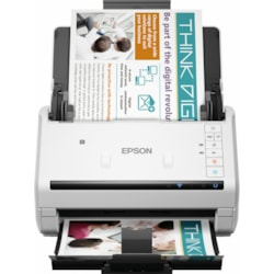 Epson WorkForce DS-570W Sheetfed Scanner - 600 dpi Optical