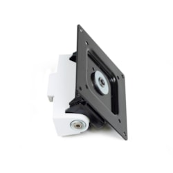 Ergotron Mounting Pivot for Monitor, Curved Screen Display, Mounting Arm - White