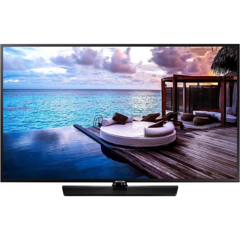 Samsung 690 HG49AJ690UK 124.5 cm Smart LED-LCD TV - 4K UHDTV - Charcoal Black