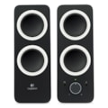 Logitech Z200 Stereo Speakers,Rms(5W),3.5Mm(1),Black,2Yr WTY