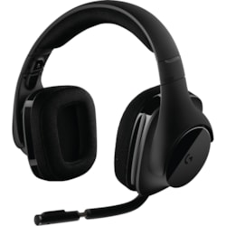 Logitech Wireless G533 Wireless Over-the-head Stereo Headset