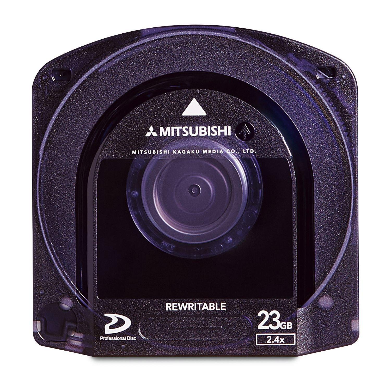 Verbatim Professional Disc 23GB 2.4X for Sony XDCAM - 5pk