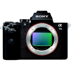 Sony alpha a7 II 24.3 Megapixel Mirrorless Camera with Lens - Black