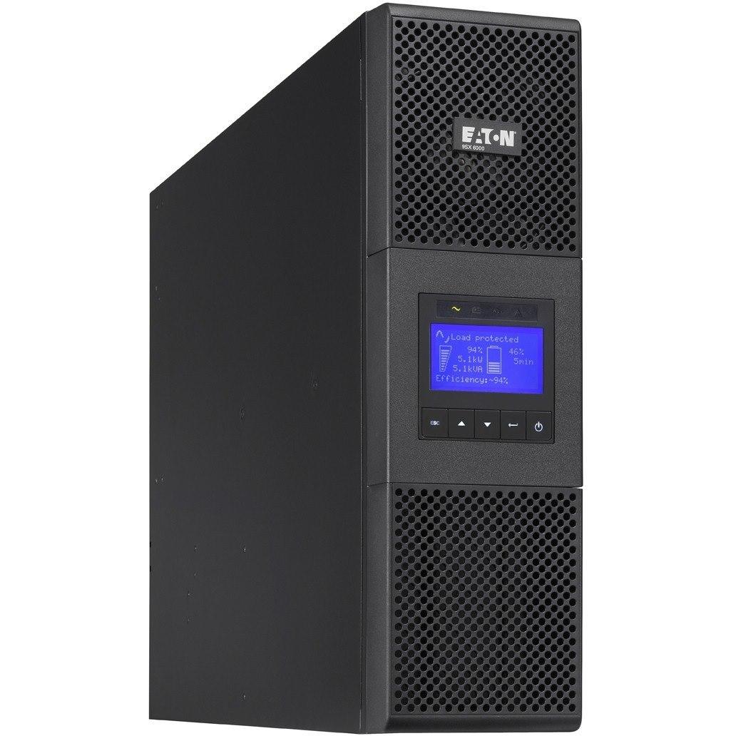 Eaton Dual Conversion Online UPS - 6 kVA/5.40 kW
