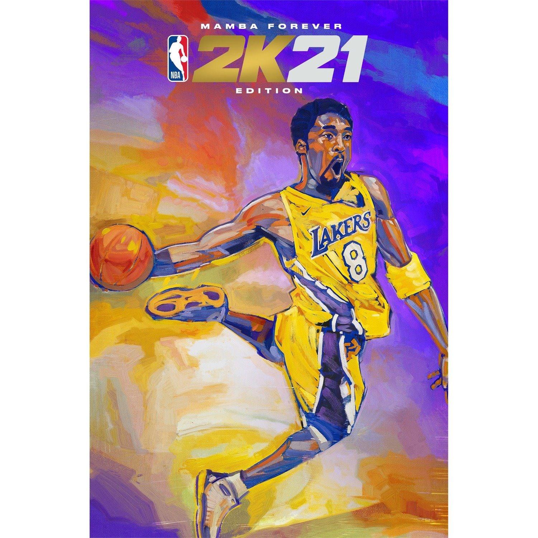 Microsoft NBA 2K21 Pre-order Mamba Forever Edition