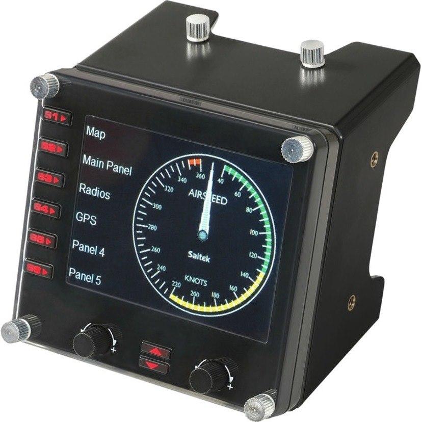 Saitek Pro Flight Gaming Control Panel