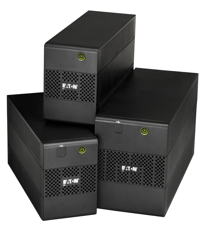 Eaton 5E Line-interactive UPS - 850 VA/480 W
