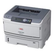 Oki B820N Desktop LED Printer - Monochrome