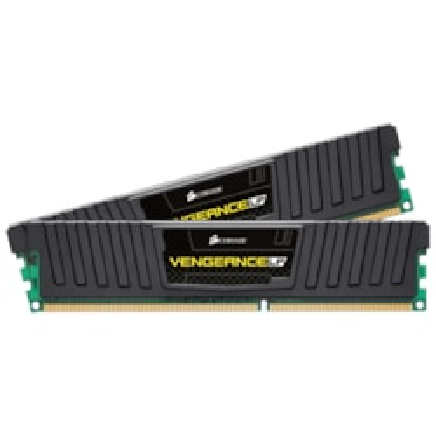 Corsair Vengeance RAM Module - 16 GB (2 x 8GB) - DDR3-1600/PC3-12800 DDR3 SDRAM - 1600 MHz - CL10