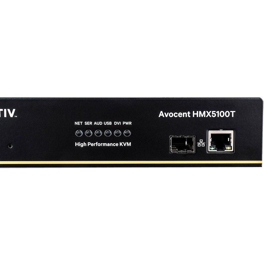 Vertiv Avocent HMX 5000 | KVM Extender | Single Transmitter (HMX5100T-001)