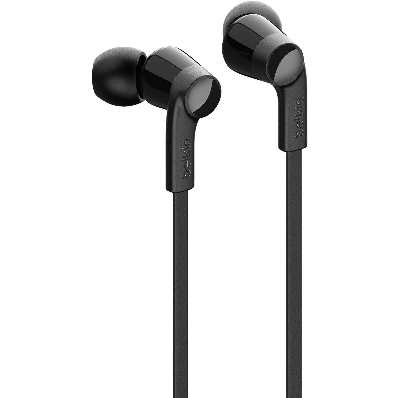 Belkin Wired Over-the-head Headphone - Black