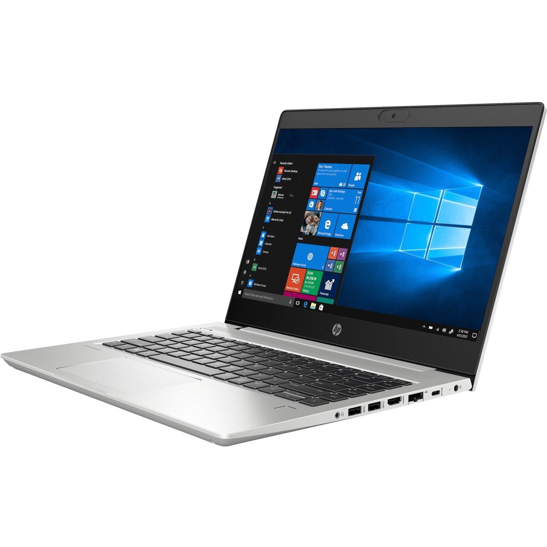 "HP ProBook 440 G7 35.6 cm (14"") Notebook - Full HD - 1920 x 1080 - Intel Core i5 (10th Gen) i5-10210U Quad-core (4 Core) 1.60 GHz - 8 GB RAM - 256 GB SSD"