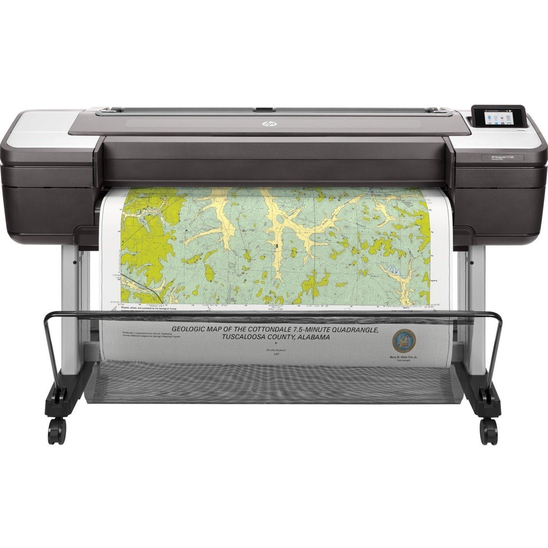 "HP Designjet T1700 PostScript Inkjet Large Format Printer - 1117.60 mm (44"") Print Width - Colour"