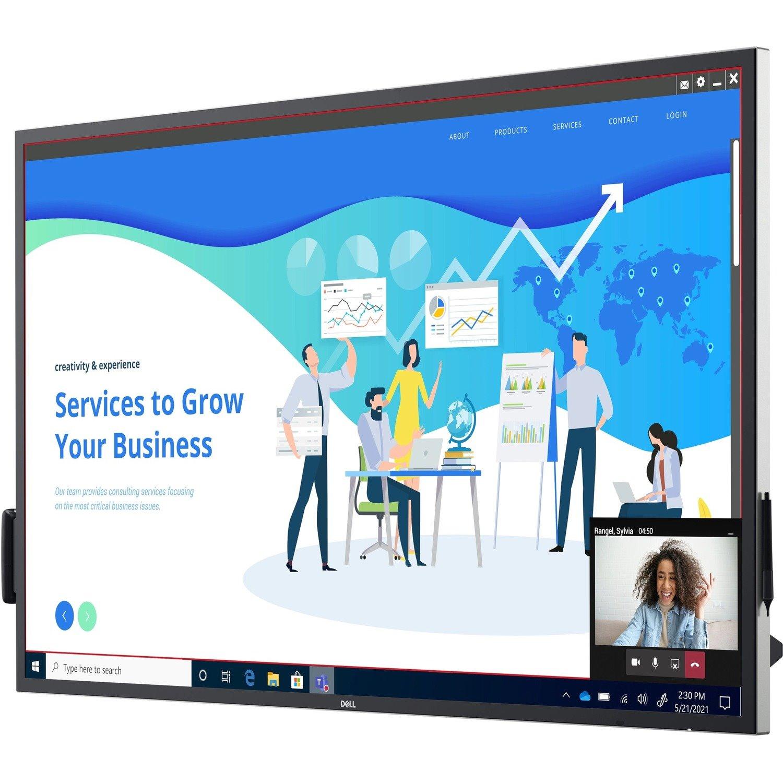 "Dell Interactive C6522QT 65"" LCD Touchscreen Monitor - 16:9"