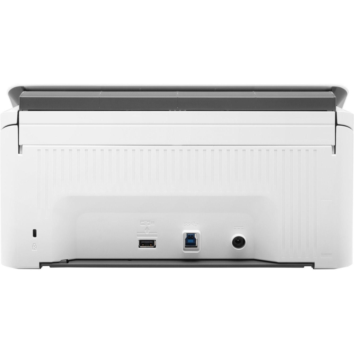 HP ScanJet Pro 3000 S4 Sheetfed Scanner - 600 dpi Optical