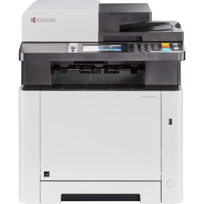 Kyocera Ecosys M5526cdn Laser Multifunction Printer - Colour