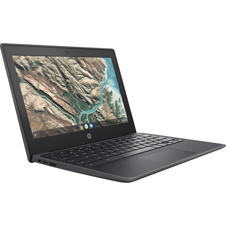 "HP Chromebook 11 G8 EE 29.5 cm (11.6"") Chromebook - HD - 1366 x 768 - Intel Celeron N4020 Dual-core (2 Core) 1.10 GHz - 4 GB RAM - 32 GB Flash Memory - Grey"